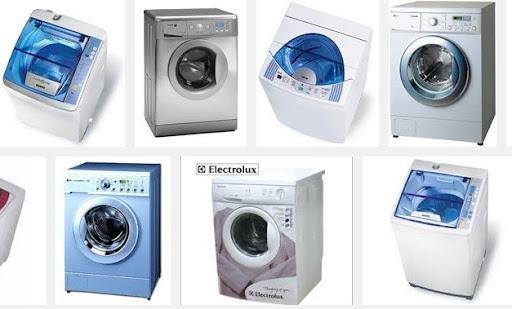 sửa các hãng máy giặt